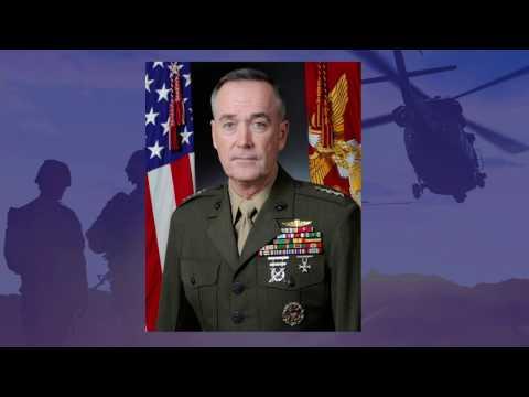 2016 - General Joseph F. Dunford, Jr. at the 8th Annual Children of Fallen Patriots Greenwich Gala