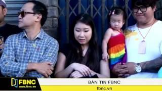 FBNC – Thái Lan: Lễ hội trái cây thường niên dành cho khỉ tại tỉnh Lopburi