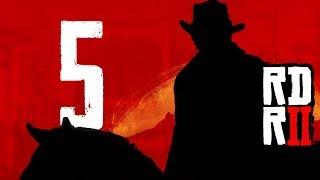 Rozpoznanie! | Red Dead Redemption 2 [#5]