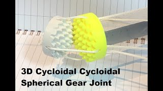 3D Cycloidal Cycloidal Robot Wrist Failure
