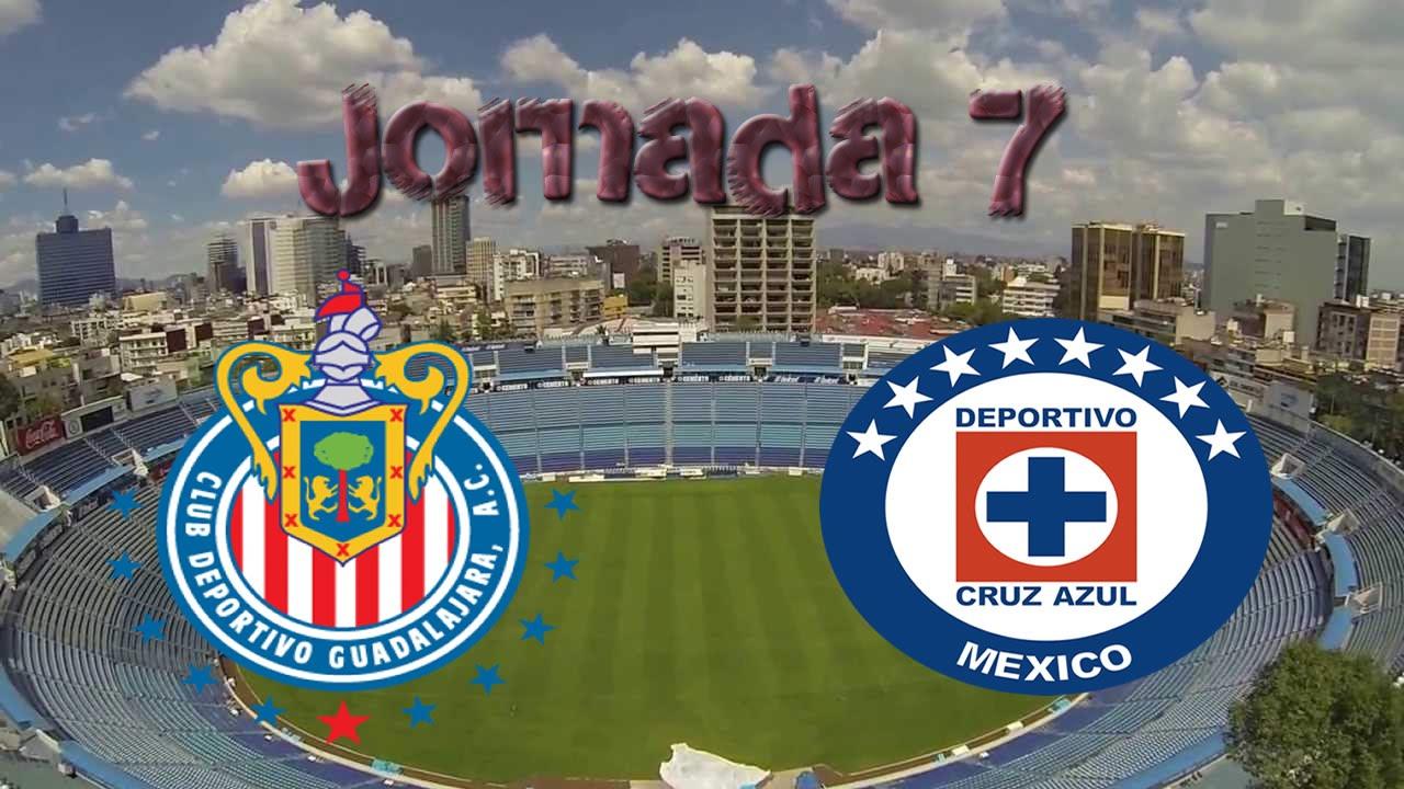 Liga Mx Chivas Del Guadalajara Vs Cruz Azul En Vivo Youtube