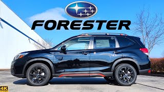 2021 Subaru Forester // More Loveable than EVER! (new standard features)