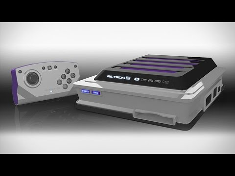 Unboxing the Retron 5
