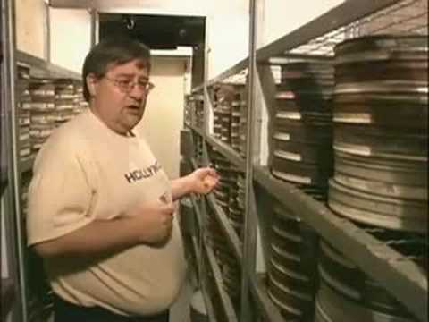 Part 2-The Library Of Congress Film and Video division-2003