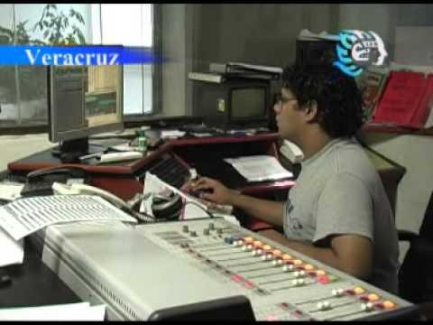 Clausuran Estaciones de Radio ilegales en Veracruz