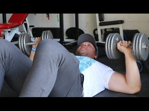 AWESOME TECHNIQUE TO INCREASE BENCH PRESS STRENGTH! | Furious Pete Talks