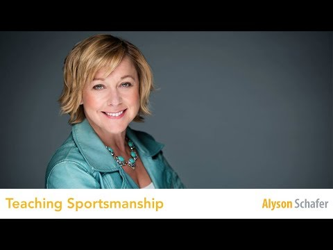 How you can Educate Your Son Or Daughter Good Sportsmanship