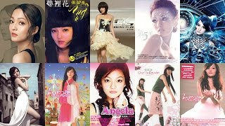張韶涵 (Angela Chang) 2004~2016 Music works