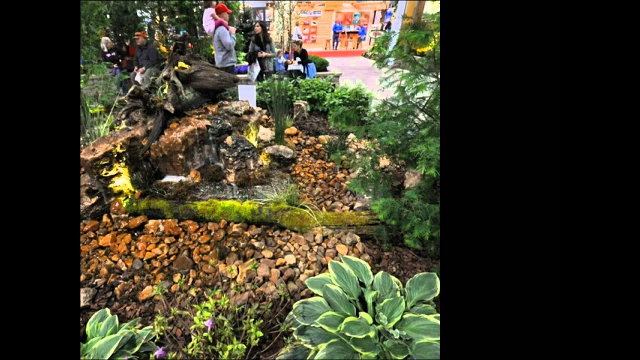 Cincinnati Home And Garden Show 2012 Youtube