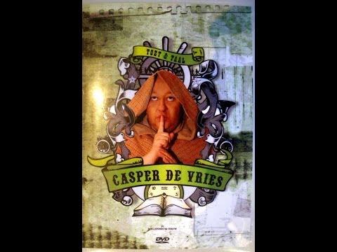 Casper de Vries - Taal (Toet en Taal)
