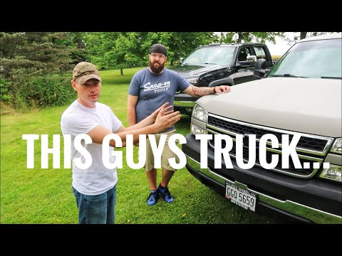His Duramax is completely Bed Lined! *Must watch this*