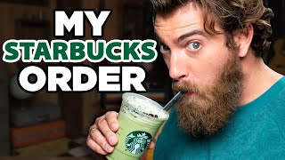 Red Bean Green Tea Frappuccino Taste Test