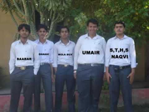 TOUR OF HYDERABAD (SINDH MUSEUM & RAANI BAAGH) PAKISTAN.flv