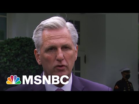 McCarthy: No One 'Questioning The Legitimacy' Of 2020 Election