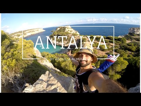 Summer adventure trip to Antalya, Turkey 2016 l GOPRO HERO5 HD