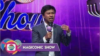 Ali Akbar-SUCA Anggap Deddy Corbuzier Mirip Krillin Dragon Ball – Magicomic Show