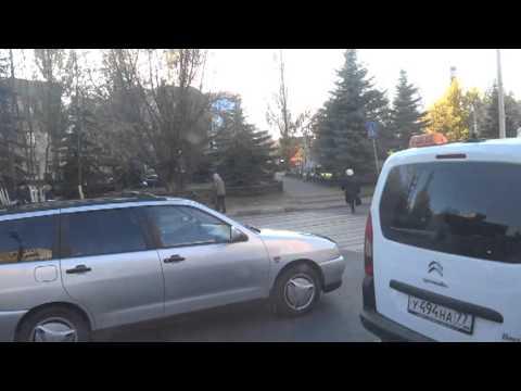 Щелково, автобус 7, участок Пролетарский проспект   Щелково 7