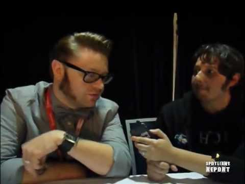 The Walking Dead Comic Book Artist Tony Moore Interview - On the Spot