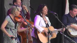 2014-06-14 Tribute to Vern and Ray - Kathy Kallick and Laurie Lewis - If I Had My Life to Live Over