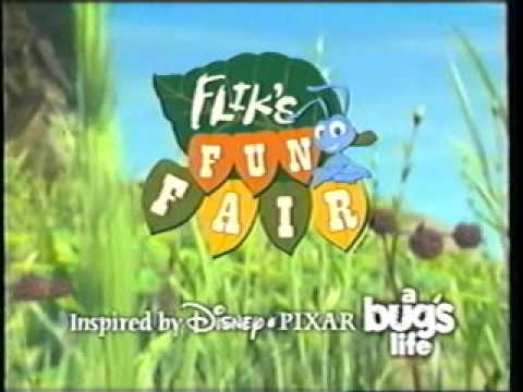 Flik's Fun Fair Promo