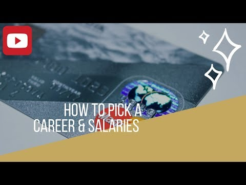 How to pick a career in Switzerland & salaries