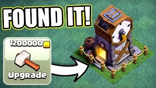 I CANT BELIEVE I DIDN'T SEE THIS! - Clash Of Clans - THE FINAL UPGRADE FOR BH6! (Except Walls)
