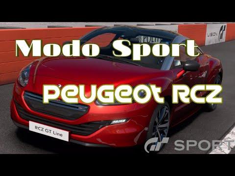 Gran Turismo Sport - Vuelvo a caer en la tentación. Peugeot RCZ GT Line