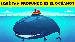 ¿Qué Tan Profundo Es El Océano En Realidad? thumbnail