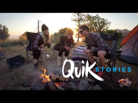 GoPro: Introducing QuikStories