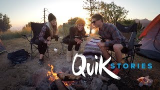 Download GoPro: Introducing QuikStories Mp3 and Videos