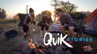 GoPro: Introducing QuikStories