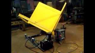 Hydraulic Pallet Tilter