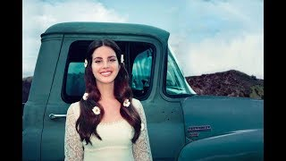 Lana Del Rey - White Mustang (Instrumental)