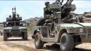 استهداف مخازن أسلحة الميليشيات في جبل نقم