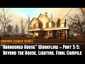 """Hammer Source CS:GO SDK """"Abandoned House"""" Workflow (5/5) - Beyond House, Lighting, Compile Tutorial"""