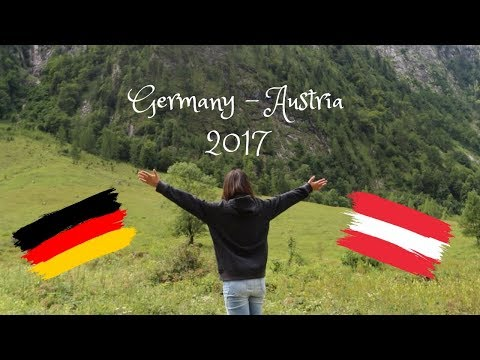 Germany-Austria Travel Diary ✈