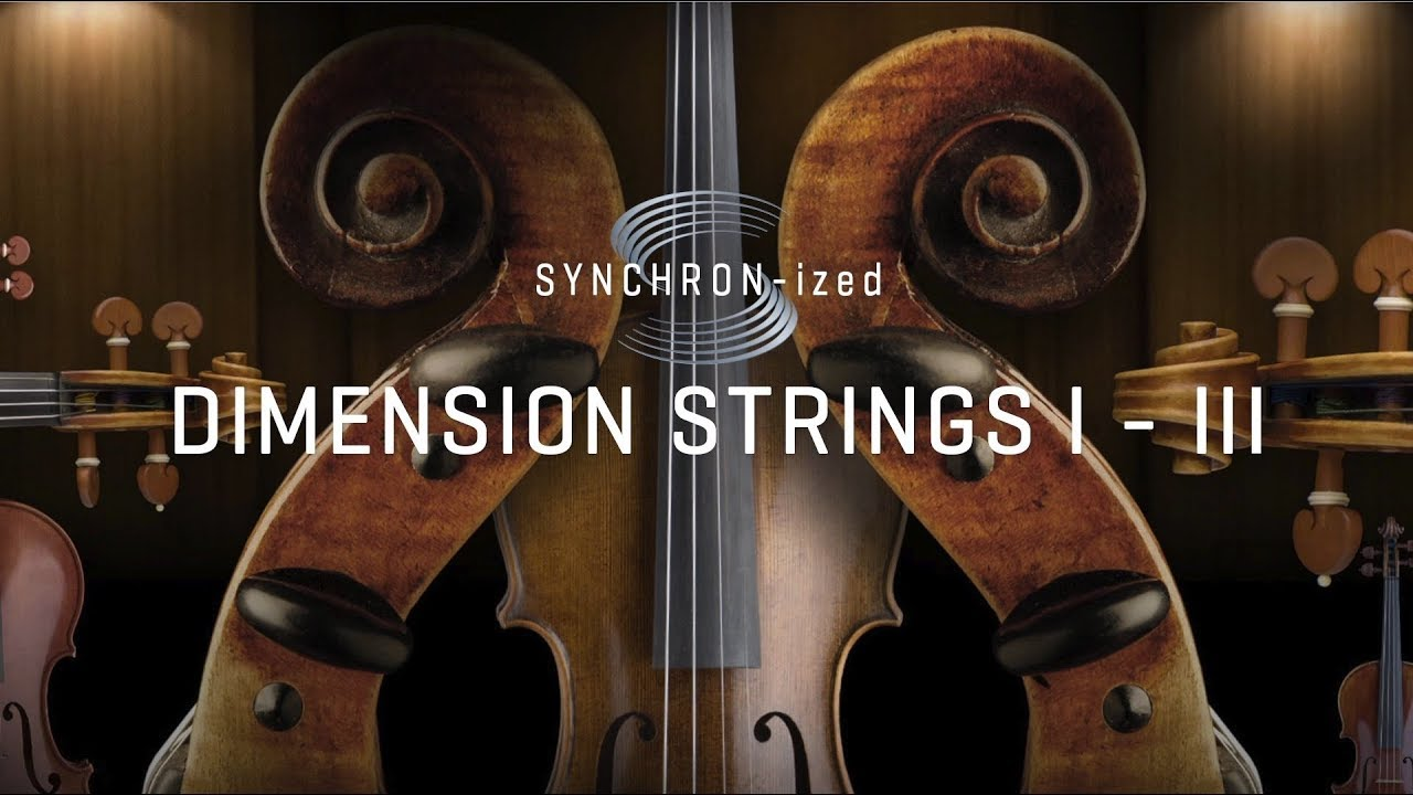 Vienna SYNCHRON-ized Dimension Strings II - Crossgrade - Electronic Delivery