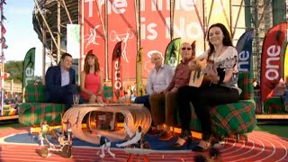 Download Amy Macdonald - This Is The Life (The One Show - BBC 1) Acoustic Live MP3 song and Music Video