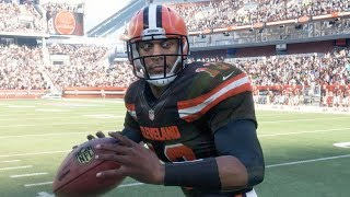 DEVIN WADE NFL DEBUT FOR THE CLEVELAND BROWNS! Madden NFL 18 Longshot Player Career!