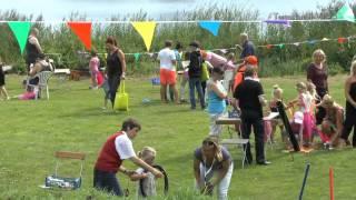 Kinderfest auf dem Campingplatz BUM in Borgdorf-Seedorf