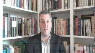 """ΦBK Video Series 2011: Chad P. Bown on """"Trade Policy Protectionism and the Great Recession"""""""