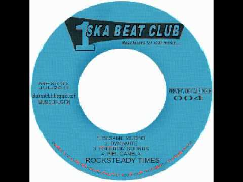 Rocksteady Time - Freedom Of Sound