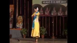 Kathak Dance - VIDHA LAL KATHAK DANCER