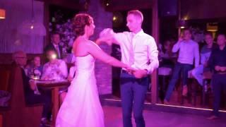 Openingsdans bruiloft : van bachata tot hardstyle