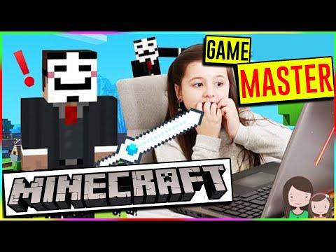 Ava baut GAME MASTER Versteck in Minecraft 👾 Alles Ava