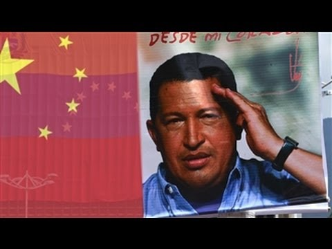 China's Worries After Death of Venezuela's Chavez