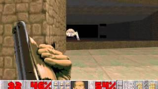 Doom II (100%) Walkthrough (Map23: Barrels O