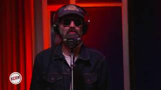 "EELS performing ""You Are The Shining Light"" live on KCRW"