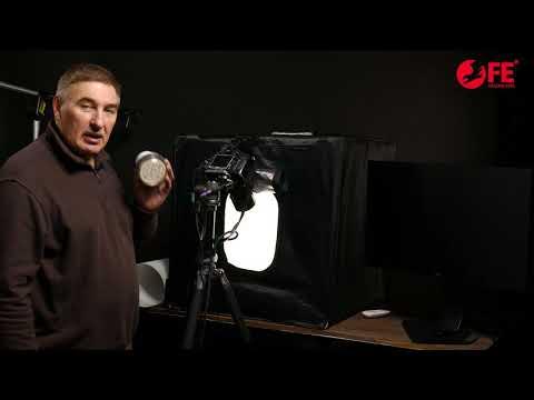 Как фотографировать в фотобоксе