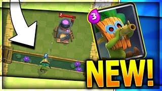 DART GOBLIN IS SO STRONG!! Unlocking Dart Goblin + Best Dart Goblin Deck?? Clash Royale New Update